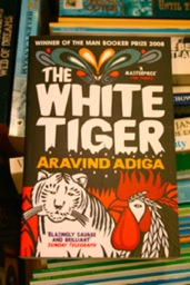 semilarities white tiger and slumdog millionear I have not yet watched slumdog millionaire this is a key idea and i agree most discussions about slumdog or white tiger with americans.