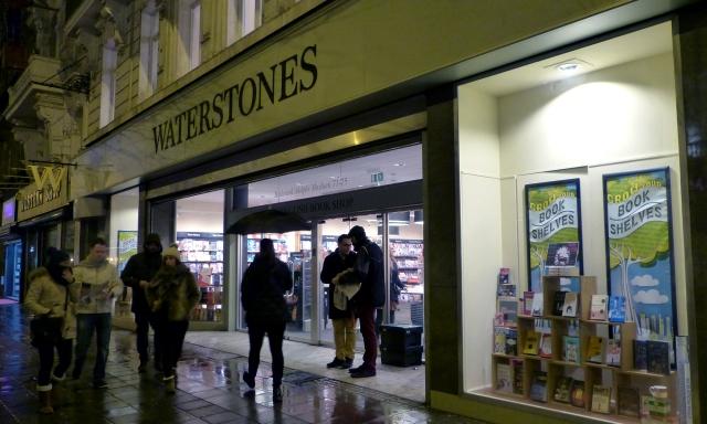waterstones brussels