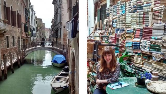noemí en venecia